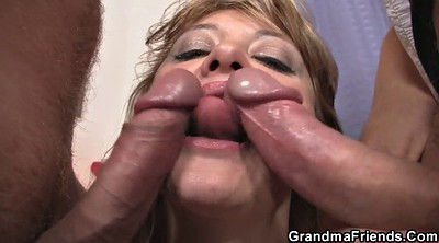 Wife threesome, Milf pick up
