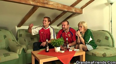 Old and young, Mature wife, Young old, Old young threesome, Young mature, Old milf