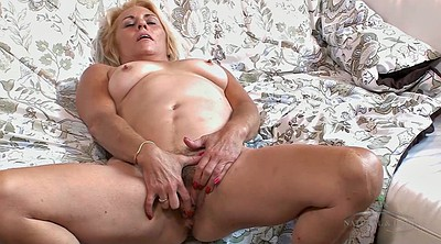 Saggy, Hairy milf, Hairy masturbation mature