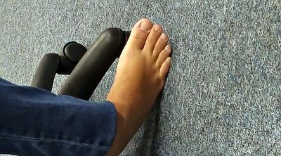 Bus, Candid feet, Candid soles, Candid foot