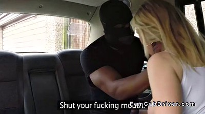 Taxi, Huge boobs, Mask