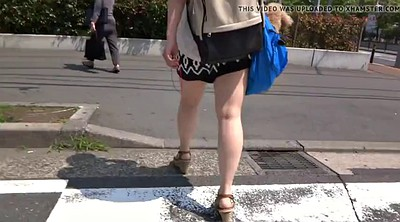 Legs, Leggings, Walk, Voyeur japanese