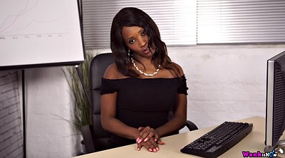 British, Ebony solo, Office solo