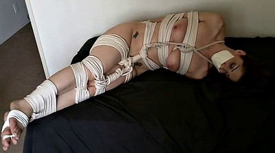 Rope, Tied up, Bondage foot, Tie up, Tie, Roped