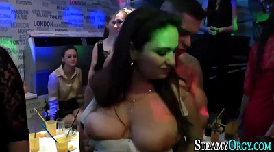 Teen party, Orgy party