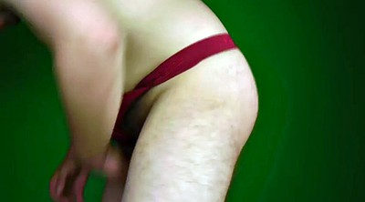 Hairy pussy, Rubber, Toys, Solo anal, Solo hairy