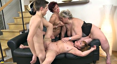 Mother son, Matures, Big tits granny, Son mother, Fuck son