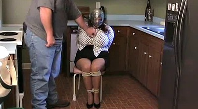 Bondage, Kitchen mature, Mature kitchen, Mature granny, Mature big tits