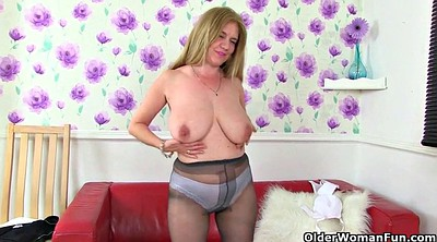 Hide, Mature nylon, Nylon granny