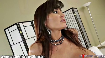 Lisa ann, Mature anal, Lexington steele