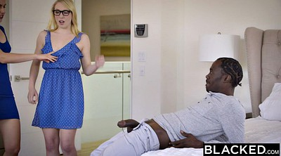 Big black cock, Stepsister