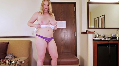 Clothed, Juicy tits, Sexy bbw, Blonde chubby