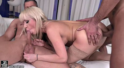 Cumshot, Penetration, Christina shine