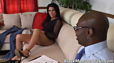 Black, Monster cock