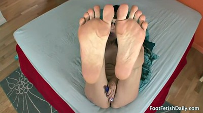 Mature feet, Mature solo