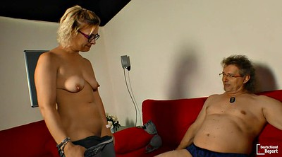 Mature amateur, German mature