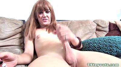 Trans, Shemale casting, Casting couch, Young shemale, Young casting, Beautiful young