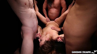 Girls, Creampie gangbang, Creampie compilations, Dicks