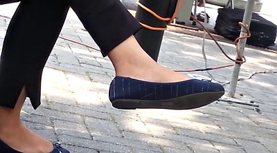 Feet compilation, Foot compilation, Flat, Candid
