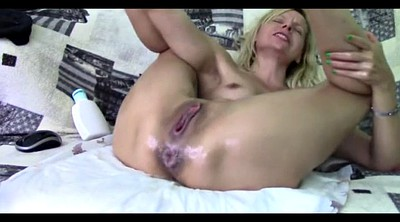 Fist, Milf solo, Pussy gape, Webcam fisting, Solo gaping, Pussy fisting