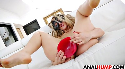 Veneisse, Huge anal, Insertion, Huge dildo anal