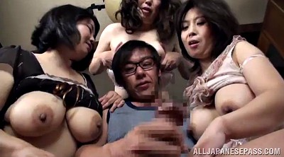 Mature tits, Asian mature, Two matures