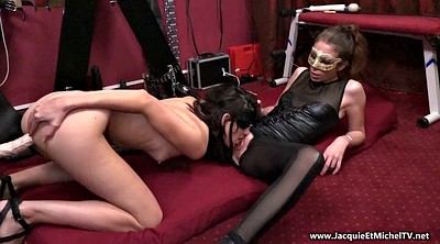 Blindfold, Eating pussy