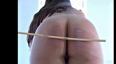 Caning, Plumper, Spanking girl, Caned girls