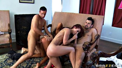 Madison ivy, Foursome