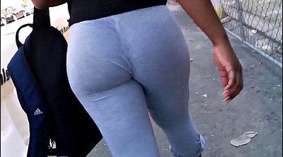 Fat ass, Candid