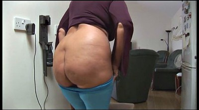 Big ass, English, Hairy ass