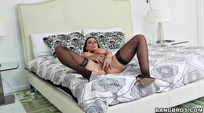 Milf solo, Spread pussy, Rachel starr, Pussy spreading, Big pussy, Bed
