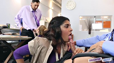 Office fuck, Daddy office