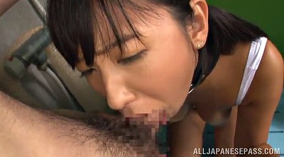 Throat, Long, Asian fuck