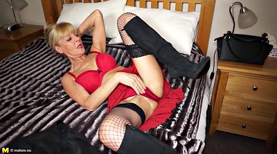 Red milf
