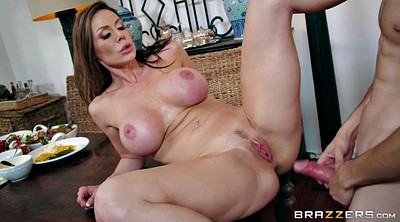 Kendra lust, Kendra, Table, Box, Boxing, Dinner