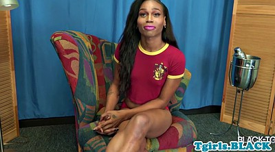 Shemale and shemale, Black tranny, Amateur tranny
