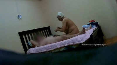 Hidden cam, Russian mature