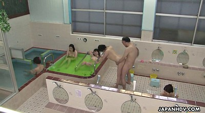 Japanese orgy, Japanese granny, Japanese group, Asian granny, Sauna sex, Granny group