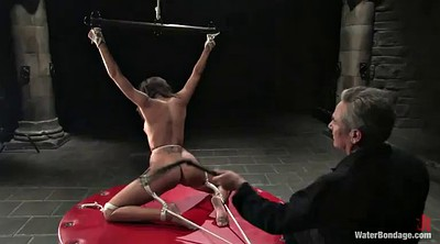 Rope, Water, Water torture, Roped