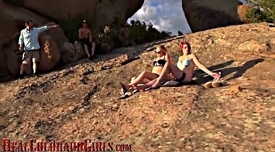 Real lesbian, Part, Behind the scenes, Photos, Photo shoot, Outdoor lesbians