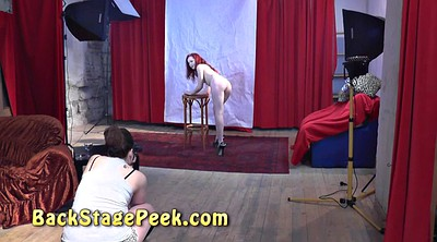 Redhead, Behind the scenes, Czech amateur