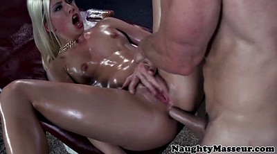 Oiled, Muscle, Hd close up, Oil fuck, Babe anal