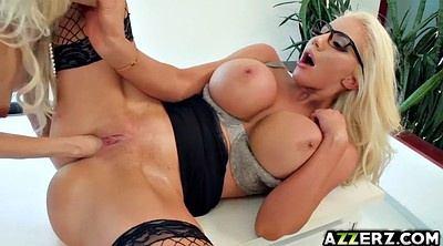 Lesbian, Piper, Licking pussy