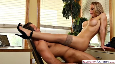Nicole aniston, Aniston, Boss, Office fuck