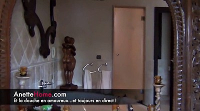 French, Webcam couple, French swingers