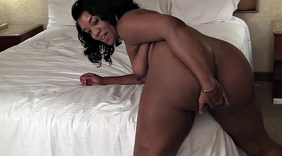 Edging, Black girl, Bed, Thick ebony, Humping, Edge
