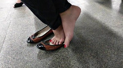 Hidden, Candid, Flat, Foot fetish, Cam in