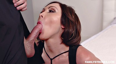 Blowjob, Clothed, Yasmin scott