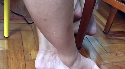 Hidden cam, Toes, Teen cam, Foot sole, Candid